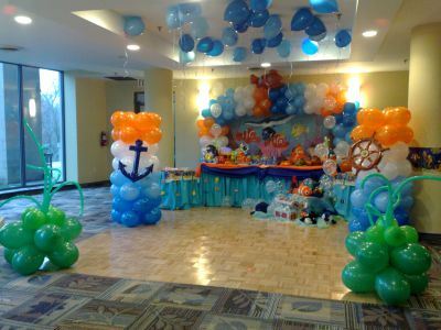Ideas  Kids Room on Birthday Party Decoration    Decoration Ideas