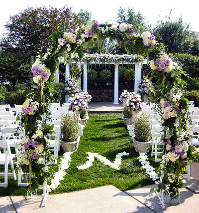 Ideas for Outdoor Wedding | Decoration Ideas