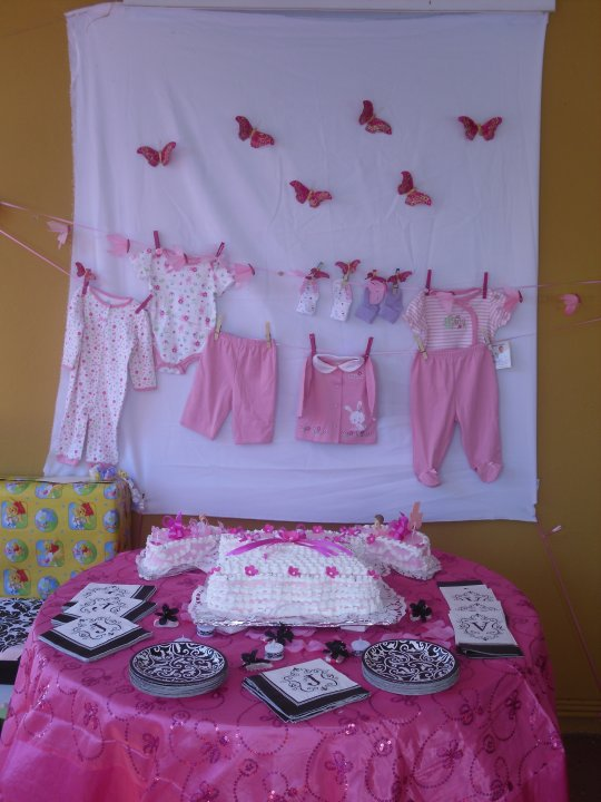 decoration baby shower decoration