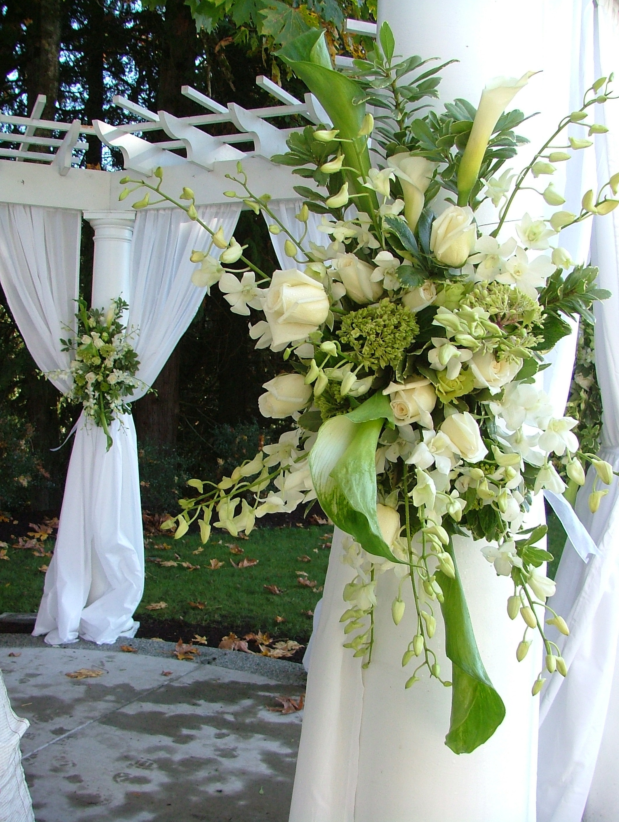 Wedding Decoration Designs : Wedding decoration idea romantic